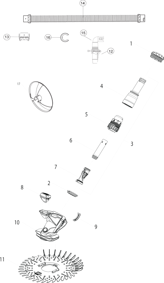baracuda-pacer-b3-parts