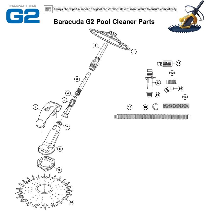 baracuda-g2-parts